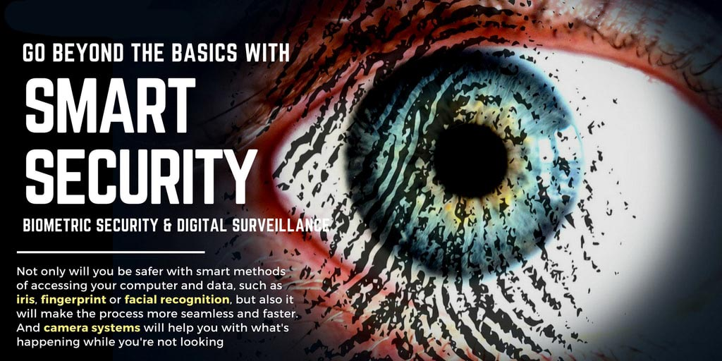 Biometric Security and Digital Surveilance