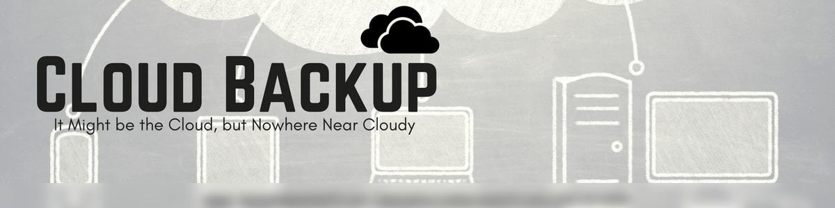 San Diego Cloud Backup Solution