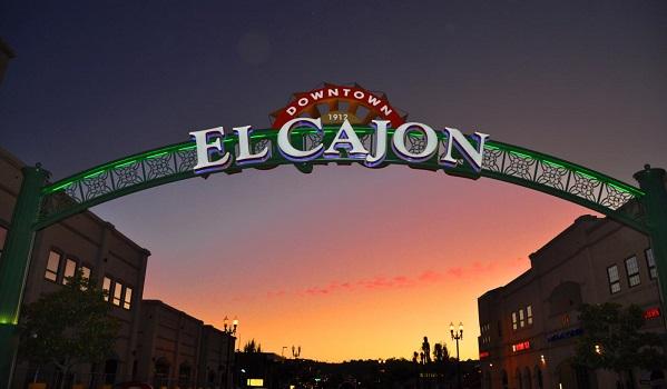 EL CAJON CALIFORNIA