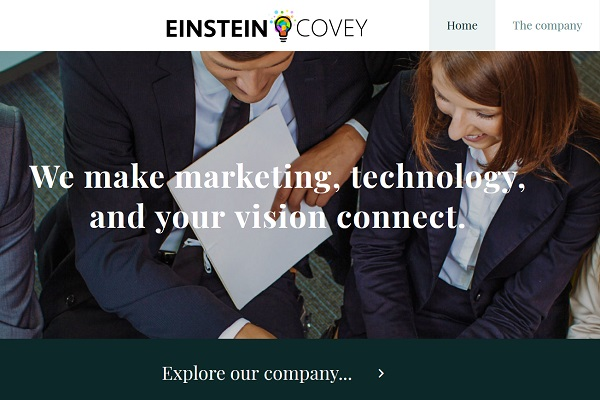einstein covey