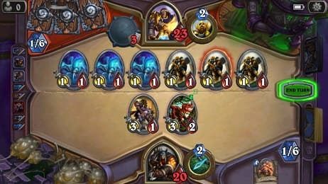Hearthstone-Heroes of Warcraft