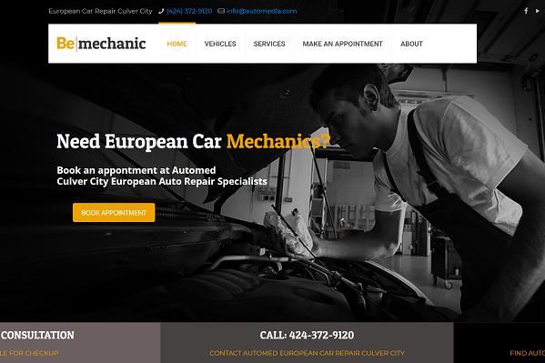 Automed European Auto Repair